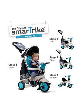 Smartrike Smart Spirit Wing BlueGrey