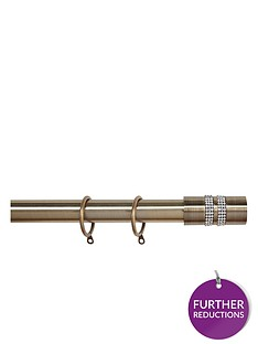 diamante-stripe-finial-extendable-curtain-pole-in-2-colours-ndash-90-160cm