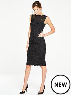 v-by-very-mesh-lace-pencil-midi-dress