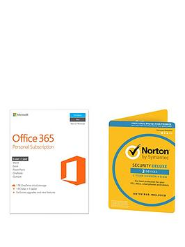 Office 365 Personal  Norton Internet Security (3 Devices)