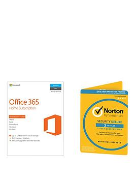 Office 365 Home  Norton Internet Security 3 Devices
