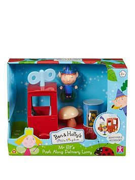ben-hollys-little-kingdom-ben-amp-holly-mr-elf039s-delivery-lorry-wfigure