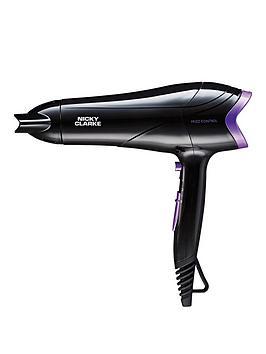 Nicky Clarke Frizz Control Hair Dryer