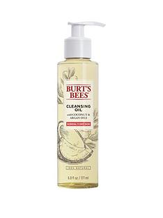 burts-bees-facial-cleansing-oil-with-coconut-amp-argan-oil