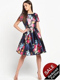 chi-chi-london-floral-print-scoop-back-midi-dress