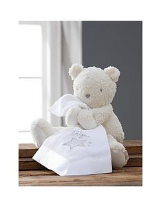 silvercloud-made-with-love-teddy-bearnbspwith-muslin-comforter