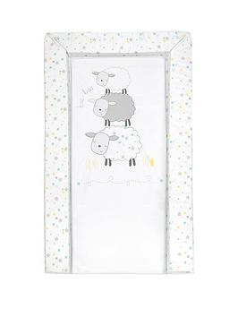 Silvercloud Silvercloud Counting Sheep Changing Mat Picture