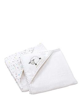 Silvercloud Silvercloud Counting Sheep Cuddle Robes - 2 Pack Picture