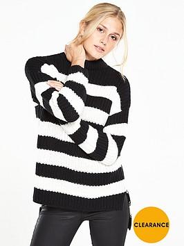 v-by-very-stripe-slouchy-knit-jumpernbsp