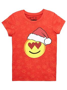 emoji-girls-xmas-glitter-love-hearts-t-shirt