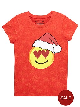 emoji-girls-xmas-glitter-love-hearts-t-shirt