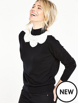 v-by-very-slouchy-jumper-with-crochet-yoke