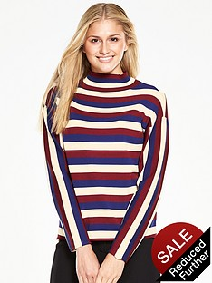 v-by-very-high-neck-stripe-jumper