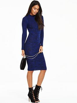 V By Very Knitted Bodycon Midi Dress