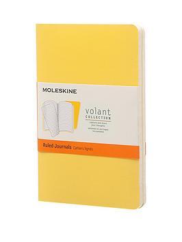 moleskine-moleskine-volant-ruled-a6-pocket-journal-twin-pack--yellow