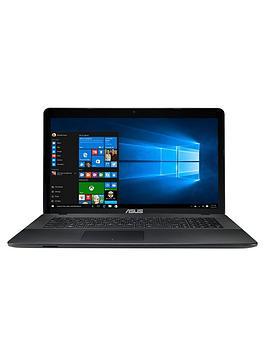 asus-x751sa-intelreg-celeronreg-processor-8gb-ram-1tb-hard-drive-173-inch-laptop-with-optional-microsoft-office-365-black