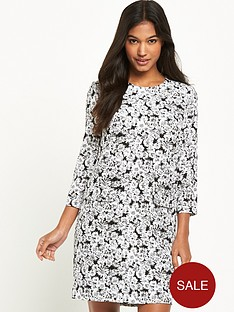 warehouse-daisy-print-ls-dress