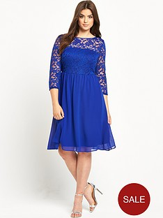so-fabulous-lace-skater-dress-14-28-cobalt-blue