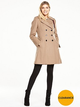wallis-military-coat-beige