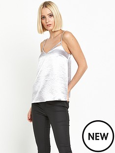 miss-selfridge-miss-selfridge-silver-satin-bar-cami