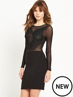 miss-selfridge-cornelli-bodycon-dress