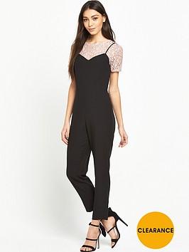 miss-selfridge-lace-tee-2-for-jumpsuit