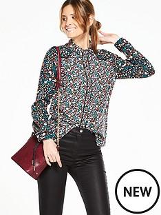 oasis-oasis-anna-daisy-visc-shirt
