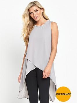 wallis-embellished-neck-asymmetric-layer-grey