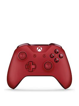 Xbox One Wireless Controller &Ndash Red