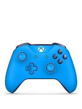 Xbox One Blue Wireless Controller