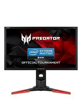 Acer Predator Xb241Hbmipr 24 Inch 169 Led GSync Full Hd Monitor