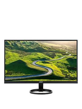 Acer R271Bmid 27In 169 Ips Led Ecodisplay Monitor