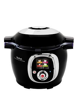Tefal Cy703840 Cook4Me Connect Intelligent MultiCooker  Black