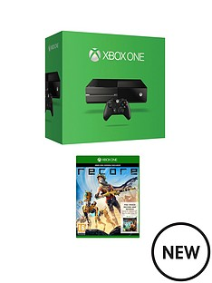 xbox-one-500gb-console-with-recore-and-optional-extra-controller-and-3-months-xbox-live