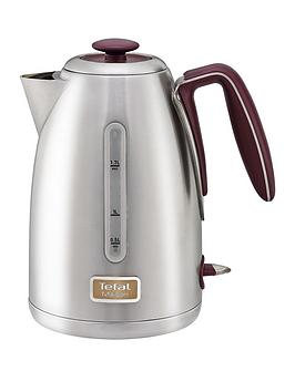 tefal-ki2605uk-maison-kettle-in-metal-andnbsppomegranate-red