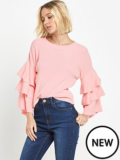 lost-ink-the-maxi-ruffle-sleeve-jumper