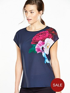 ted-baker-blushing-bouquet-woven-tee