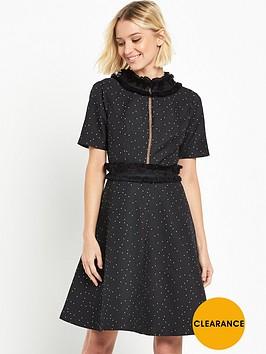 lost-ink-heather-mini-dot-dressnbsp