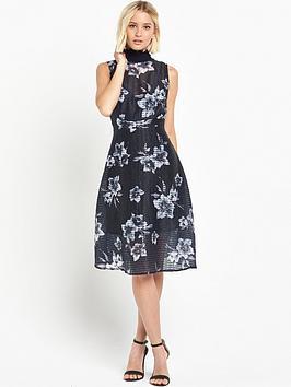 lost-ink-becki-floral-textured-dressnbsp