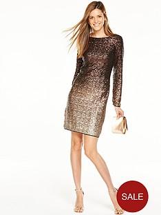 coast-demi-ombre-sequin-dress-bronze