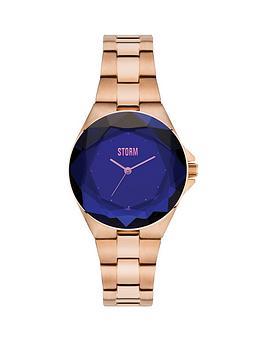 storm-crystana-blue-dial-rose-tone-bracelet-ladies-watch