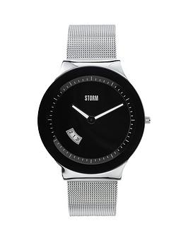 storm-sotec-black-dial-stainless-steel-mesh-bracelet-mens-watch