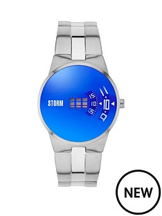 storm-new-remi-lazer-blue-dial-stainless-steel-bracelet-mens-watch