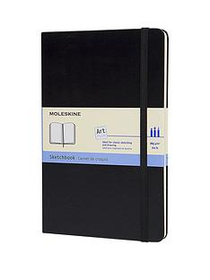 moleskine-moleskine-a5-art-plus-hard-cover-sketchbook