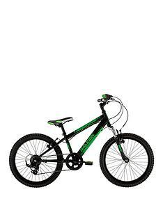 raleigh-tumult-kids-mountain-bike-11-inch-frame-blackgreen