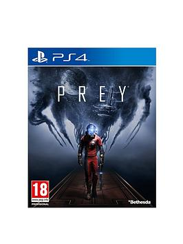 Playstation 4 Prey
