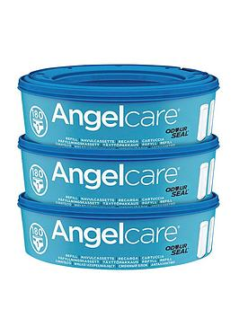 Angelcare Angelcare Refill Cassettes 3 Pack Picture