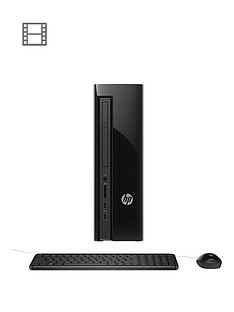hp-slimline-411-a000na-intelreg-celeronreg-4gb-ram-1tb-hard-drive-desktop-base-unit-with-optional-microsoft-office-365-black