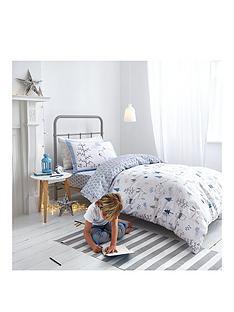 bianca-cottonsoft-bianca-cottonsoft-nordic-print-fitted-sheet-sb