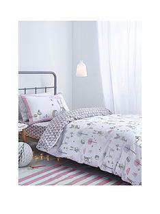bianca-cottonsoft-bianca-cottonsoft-nordic-print-fitted-sheet-sb